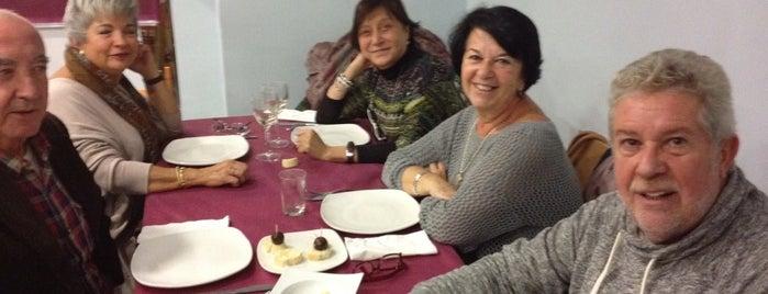 Restaurante Nuevo California is one of Pozuelo de tapas marzo13.