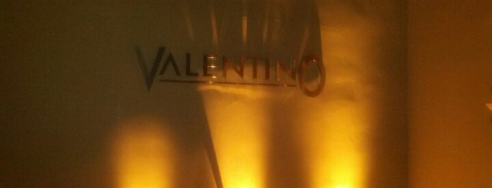 Valentino Italian Restaurant is one of California.