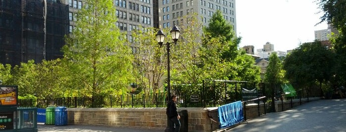 Union Square Park is one of Places to go when in New York.