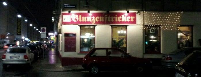 Blunzenstricker is one of Manu.