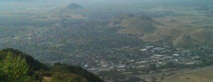 Cerro San Luis (Madonna Mountain) is one of San Luis Obispo Guide.