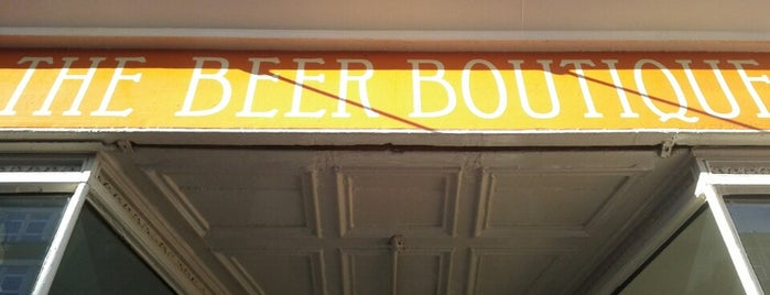 The Beer Boutique - Putney is one of London.