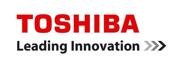 Toshiba Infraestrutura is one of Locais salvos de Rony.