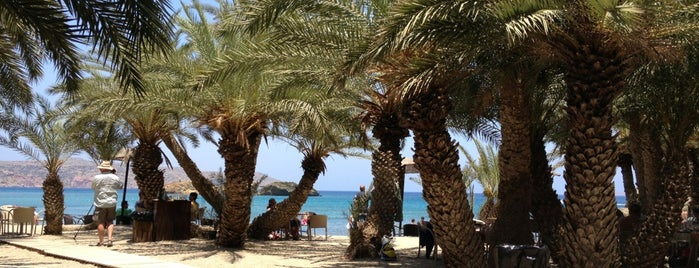 Vai Beach is one of Kreta.