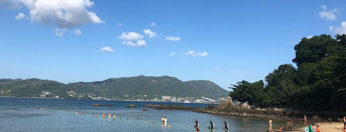 Paradise Beach is one of Cenk : понравившиеся места.