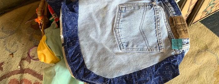Ricochet Vintage Wears is one of Twerksgiving.