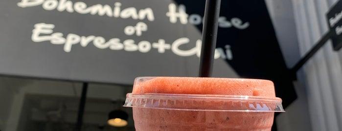 Bohemian House Of Espresso + Chai is one of Nobody Walks in LA.