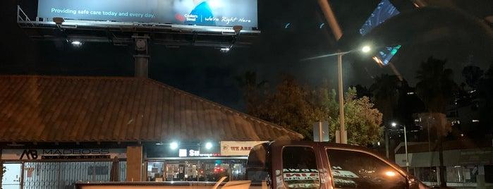 SushiStop Studio City is one of LA eats.