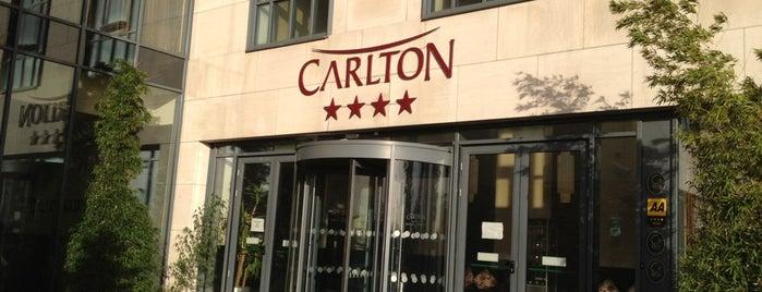 Carlton Hotel Dublin Airport is one of Lugares favoritos de Al.