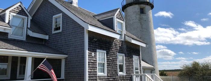 Highland Lighthouse is one of Posti che sono piaciuti a Vanessa.