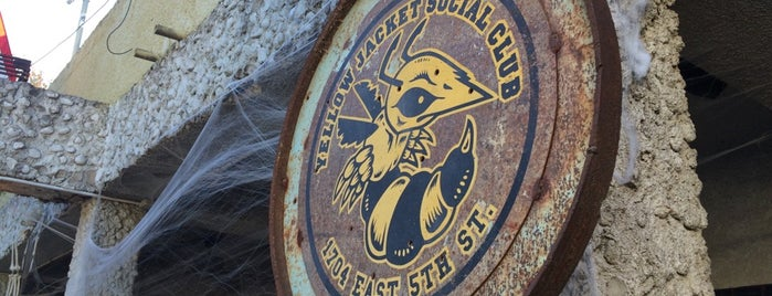 Yellow Jacket Social Club is one of Austin.