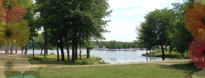 Mercer County Park is one of Park / plaza / outdoors.