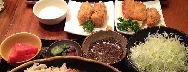 Yabu: House of Katsu is one of Recommended.