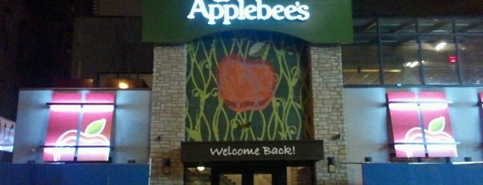 Applebee's Grill + Bar is one of Usual spots.