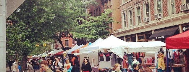 Bleecker Street Fair is one of Places that are checked off my Bucket List!.