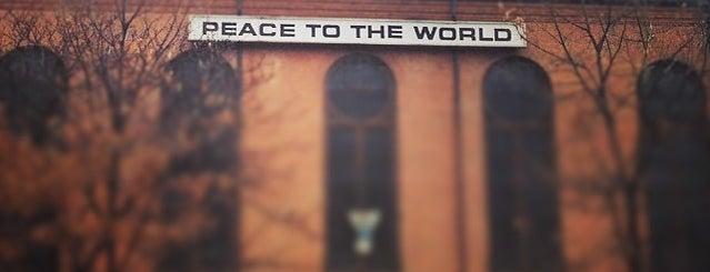 Peace Core is one of Locais salvos de Brian.
