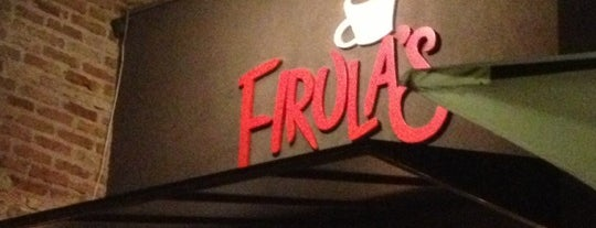 Firula's Café is one of Lieux qui ont plu à Albany.