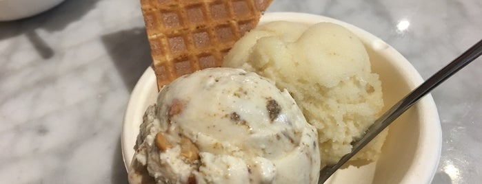 Jeni's Splendid Ice Creams is one of For Nashville Visitors.