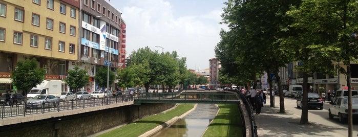 Kastamonu Nasrullah Meydanı is one of Tempat yang Disukai Hilal.