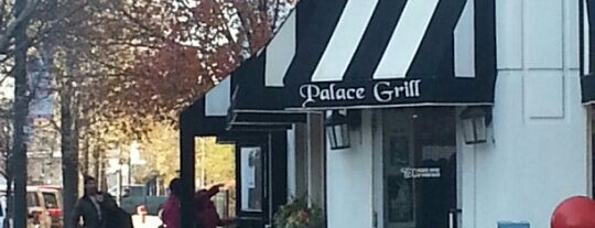 Palace Grill is one of Chicago.