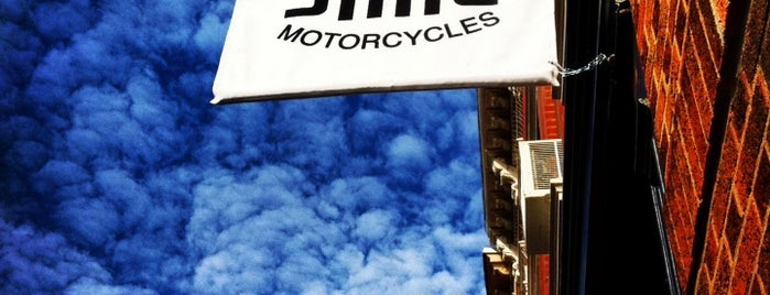 JANE Motorcycles is one of Things to do!!!.