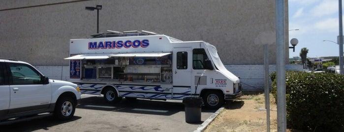 Mariscos Alex is one of San Diego.