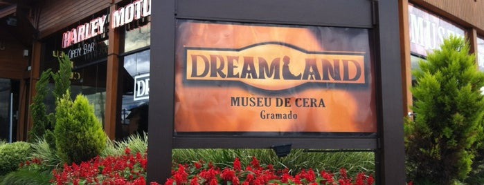 Dreamland Museu de Cera is one of Gramado.