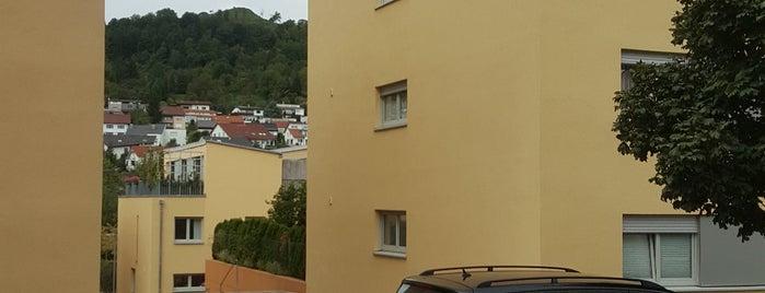 Pfullingen is one of Germany Summer 2013.