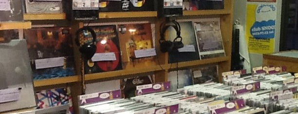 FLAKE RECORDS is one of Record Shops to Check Out.