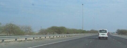 طريق الملك فهد is one of Adam's Liked Places.
