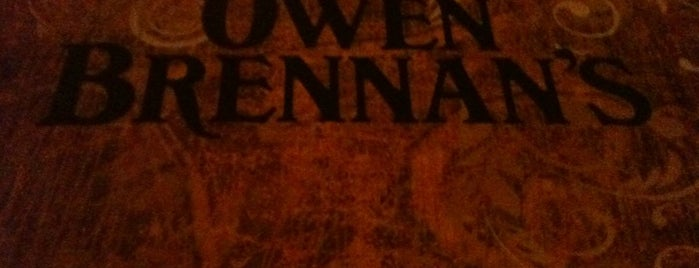 Owen Brennan's Restaurant is one of Memphis.