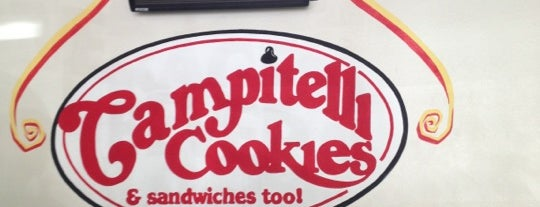 Campitelli Cookies is one of สถานที่ที่บันทึกไว้ของ Rj.