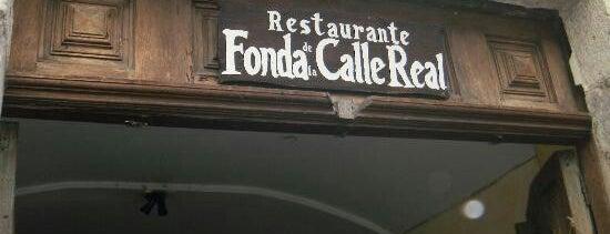 La Fonda de la Calle Real is one of Guatemala.