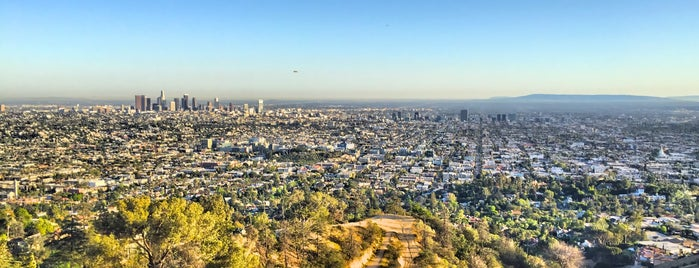 Griffith Park is one of LA Road Trip.