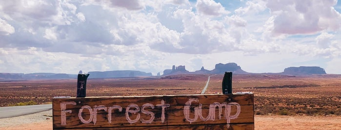 Forrest Gump Point is one of Crazy Places.