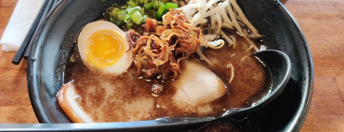 Arashi Ramen is one of Seattle Places To Go.