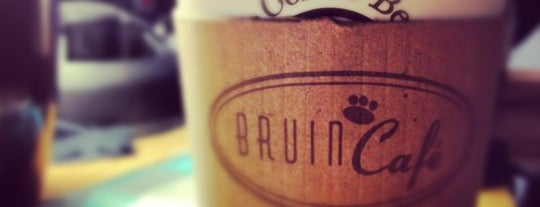 Bruin Cafe is one of Lieux qui ont plu à Haluk.