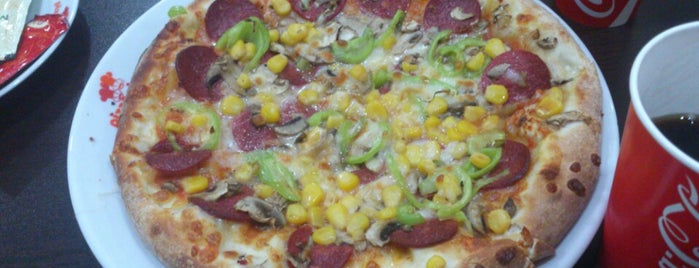 Pizza Pizza is one of Restaurant.