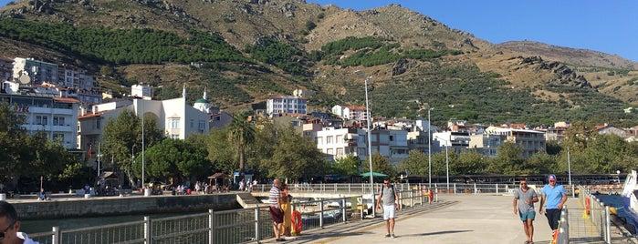 Marmara Adası - Yenikapı Bostancı Deniz Otobüsü is one of สถานที่ที่ Pelin ถูกใจ.