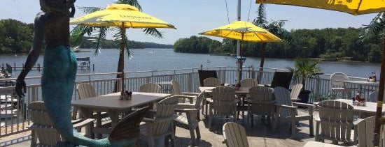 Vera's White Sands Beach Club is one of Best of the Bay - Dock Bars of Maryland.