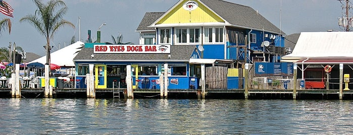 Red Eyes Dock Bar is one of Best of the Bay - Dock Bars of Maryland.