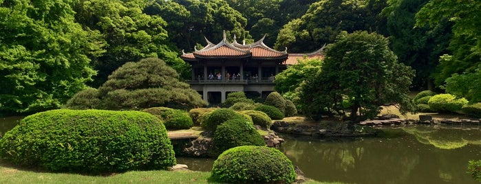 Shinjuku Gyoen is one of Travel Guide to Tokyo.