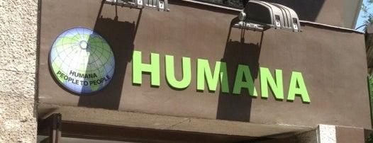 Tienda Humana - Fundación Pueblo Para Pueblo is one of MADRID. Vale. 💃.