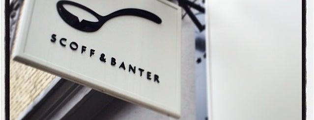 Scoff & Banter is one of Locais salvos de Jefferson.