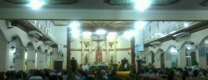 Igreja Nossa Senhora do Carmo is one of Cuiaba MT.
