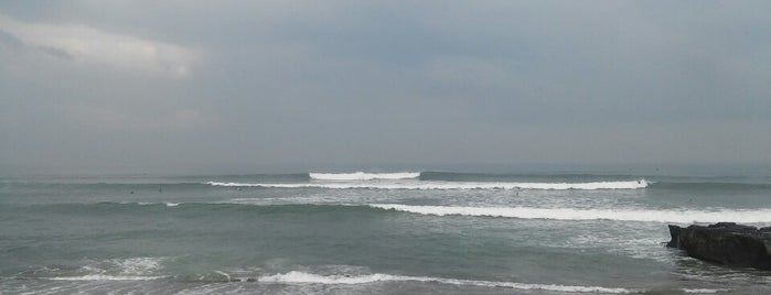 Pantai Batu Bolong is one of Bali's Best.