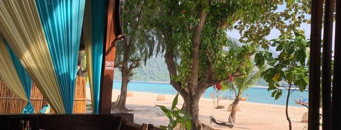 Elephant Bar & Restaurant is one of Thailande + Cambodge.