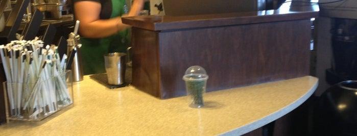 Starbucks is one of Posti che sono piaciuti a Johnny.