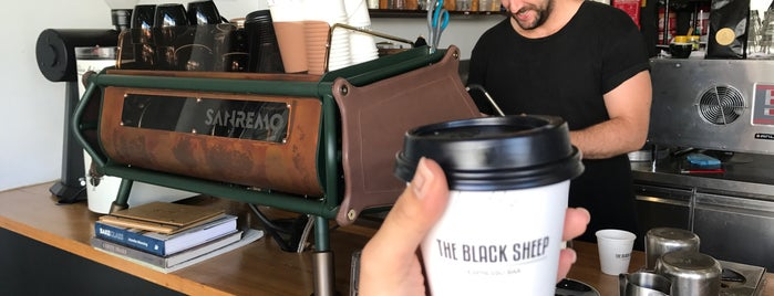 The Black Sheep Espresso Baa is one of Potential Work Spots.