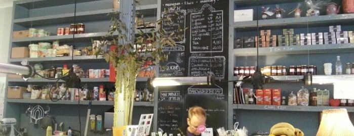 De Bakkerswinkel (Meeneemwinkel) is one of Amsterdam.